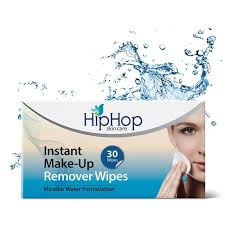 makeup remover wipes micellar water