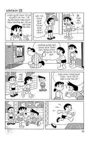Truyện tranh Doremon - Tập 23 - Chương 4: