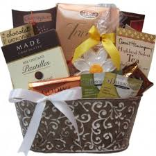 spa gift baskets for mom mothers day