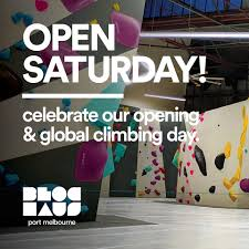 new bloc haus bouldering gym opening in
