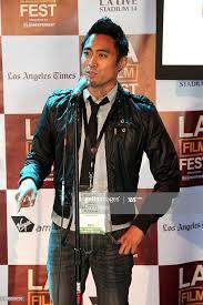 Filmmaker PJ Raval attends the US Artist Reception during the 2012 ...