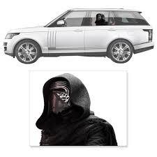 Star Wars The Force Awakens Kylo Ren Window Car Decal