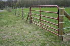 Electric Horse Fence Gates Horse Fence Gate Horse Fencing Horse Fence Diy