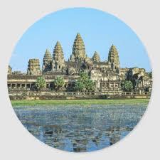 Angkor Wat Stickers 100 Satisfaction Guaranteed Zazzle