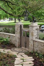 Fencing Fence Design Backyard Fences Garden Gates