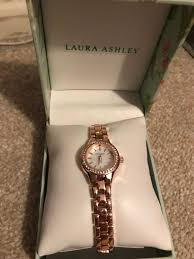 Rose gold LAURA Ashley Watch in SL6 ...
