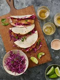 baja fish tacos once upon a chef