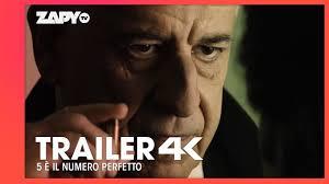 5 e il numero perfetto, cast e trama film - Super Guida TV