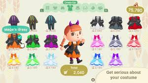 Acnh Fall Update New Items How To Collect Pumpkin Diy Items Halloween Costumes Furniture In Animal Crossing