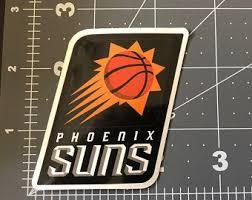 Phoenix Suns Sticker Etsy