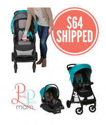 smooth ride stroller and car seat
