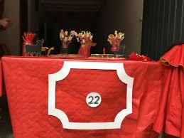 Mesa De Postres Burladera Cumpleanos Con Decoracion Taurina