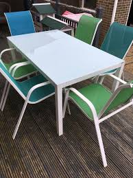 b q janerio garden table and chairs