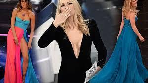 Festival di Sanremo: i 10 abiti più belli di sempre, da Michelle ...