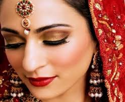 bridal makeup step by step indian