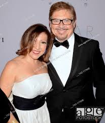 Crissey Guerreo and Dave Foley arrives at the Oscar Salute Hosted ...