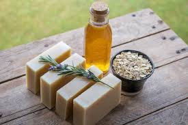 oatmeal honey soap a soap for