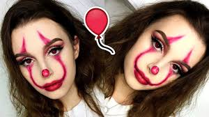 easy it pennywise clown halloween