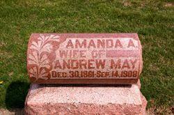 Amanda Adeline Brown May (1861-1908) - Find A Grave Memorial