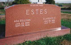 Ada Sullivan Estes (1895-1948) - Find A Grave Memorial