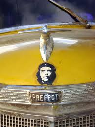 File Ford Prefect With Che Guevara Decal Trinidad Cuba Jpg Wikimedia Commons