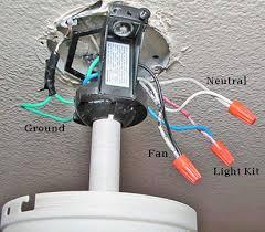 ceiling fan switch wiring ceiling fan