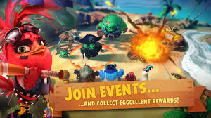 Down-load a game Angry Birds Evolution For Android tablets Samsung Galaxy  Tab 2