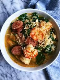 Bone Broth Sausage & Vegetable Soup ...