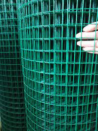 Pvc Coated Welded Wire Mesh With Mesh Size 1 X1 It Is Extensively Used In Industry And Agriculture Const Black Chain Link Fence Wire Mesh Fence Wire Mesh