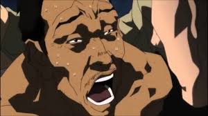 riley boondocks wallpaper 47
