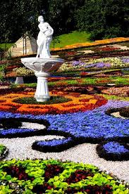 flower garden beautiful gardens