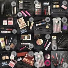 set makeup murah murah health beauty