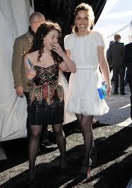 Amanda Peet, Sarah Steele - Amanda Peet and Sarah Steele Photos - 2011 Film  Independent Spirit Awards - Press Room - Zimbio
