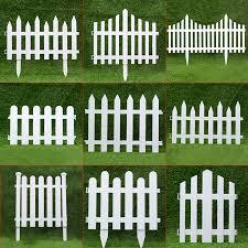 plastic fence courtyard indoor garden