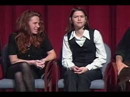 Claire Danes and Devon Gummersall at the Paley Center - YouTube