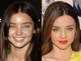 victoria s secret models without makeup
