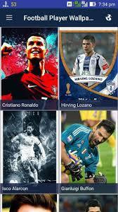كرة القدم اللاعبين خلفيات For Android Apk Download