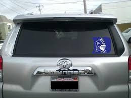 Duke Blue Devils Logo Vinyl Decal Sticker 5 Sizes Sportz For Less