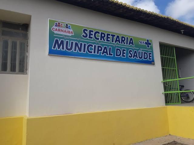 """Resultado de imagem para Secretaria de Saude Carnaíba"""""""