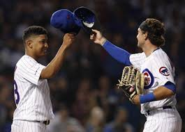 Adbert Alzolay makes an immediate splash, throws 4-plus innings of 1-run  relief in Cubs' 7-4 win over Mets | Sports | qconline.com