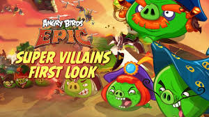 Angry Birds Epic Update Adds more Ways to Collect Enchantment ...