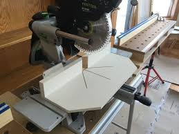 Another Miter Saw Fence With Extension Wings Fine Homebuilding