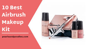best airbrush makeup kit for beginners