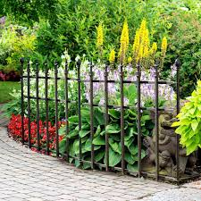 Panacea Classic Finial Fence Suttons