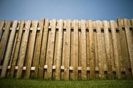 What Kind Of Wood Planks Do I Need To Build A Privacy Fence Home Guides Sf Gate