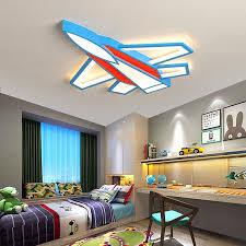 2020 New Design Plane Modern Led Ceiling Lights For Children Bedroom Boy Kids Room Led Ceiling Light Home Deco Ac90 260v Ceiling Lamp From Dy Lighting 111 06 Dhgate Com