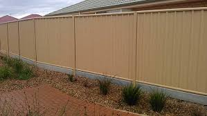 How To Install Colorbond Fence