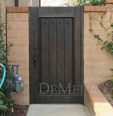Demejico Spanish Style Furniture In Los Angeles Ca Side Gates Fence Gate Hacienda Style