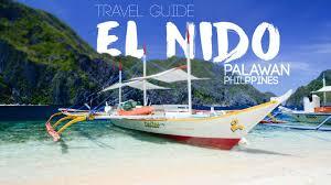 el nido guide palawan philippines