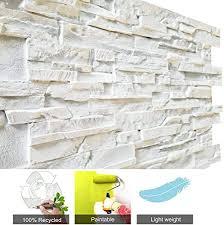 com faux brick wall panels 3d